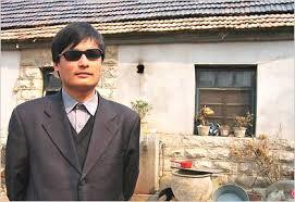 Chen Guangcheng-Blind lawyer activist