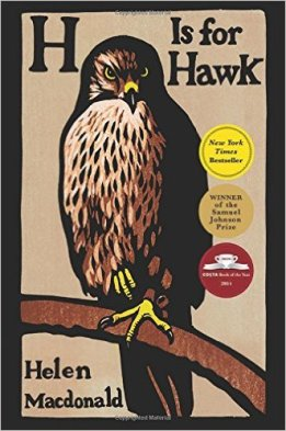 H is for Hawk(Cover)