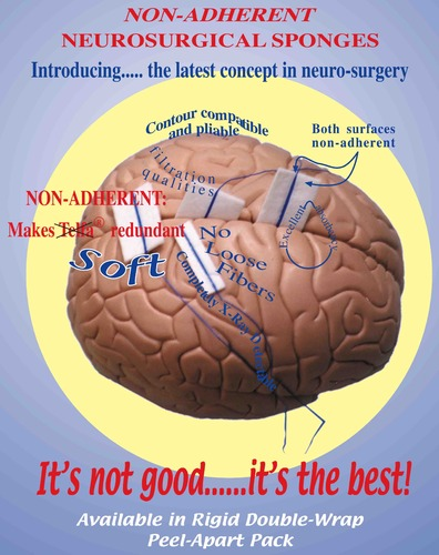 Do No Harm-Neurosurgical Sponges