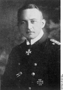 Captain Walther Schwieger