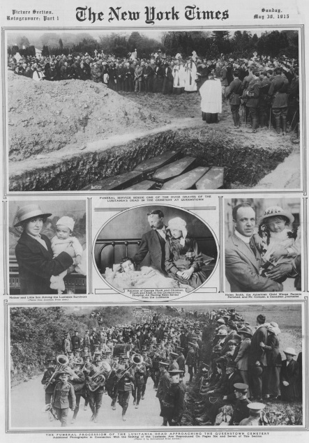 sinking-of-the-lusitania-new-york-times-funeral