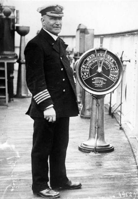 Captain William Thomas Turner
