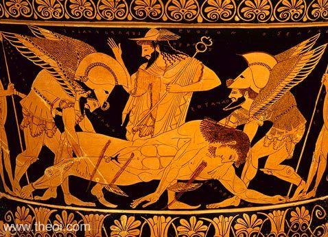 Power of Myth-Thanatos