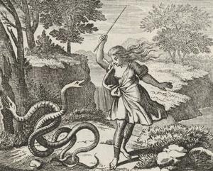 Power of Myth-Tiresias