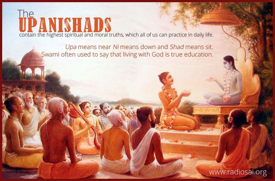Power of Myth-Upanishads