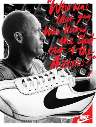 "Bowerman names the ""Cortez"""