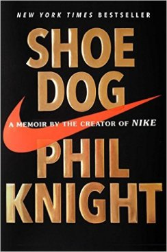Shoe Dog Cover