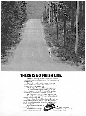 Shoedog There is no Finish Line