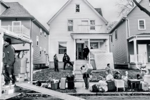 Evicted-Eviction in Milwaukee