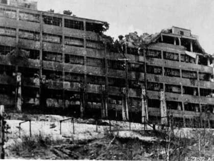 USAAF Damage to Vemork: Nov. 1943