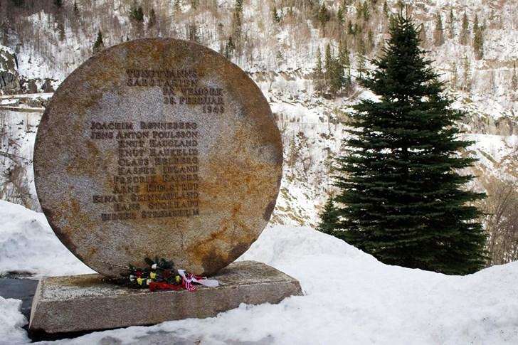 Winter Fortress Memorial