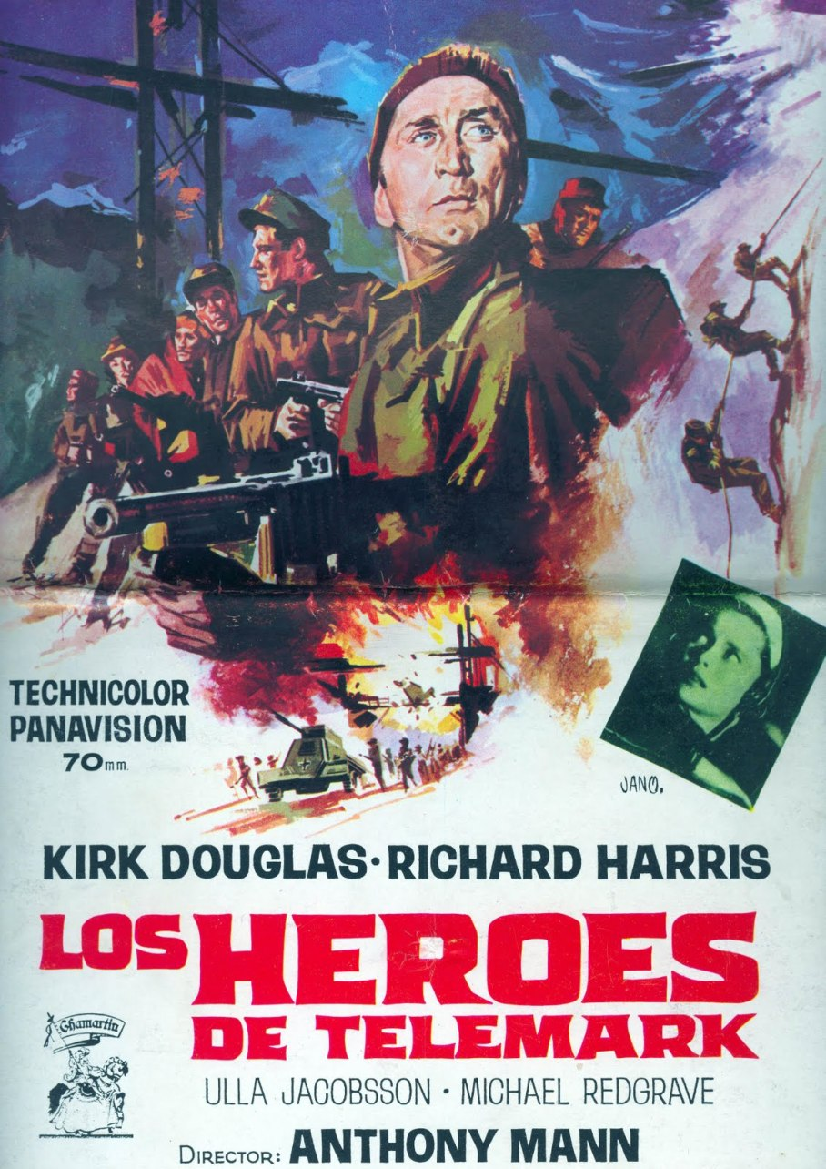 Winter Fortress The-Heros-of-Telemark-1965