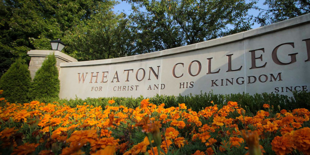 Evangelicals Wheaton Colllege