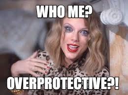 Antifragilei Overprotective Mom