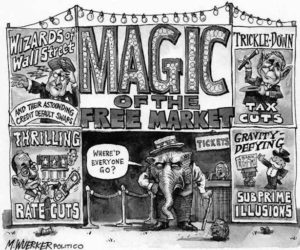 Worldly Magic of Free Market Econ