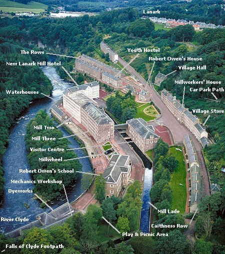 Worldly New Lanark
