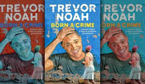 Born a Crime Cover Street View