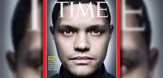 Born a Crime Time Cover