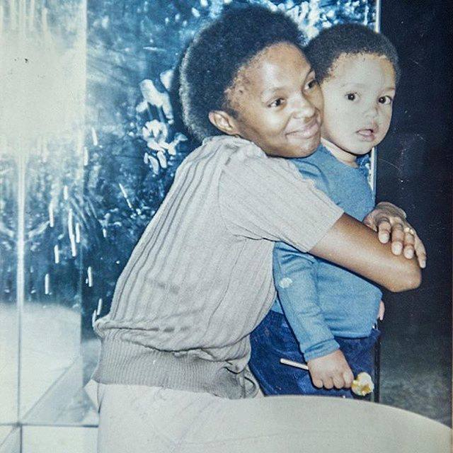 Born a Crime Trevor-Noah-and-his-Mom