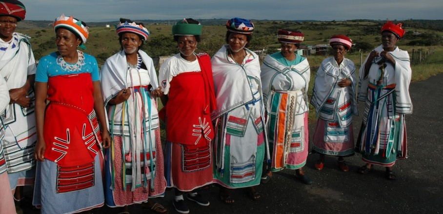Born a Crime Xhosa Women