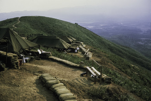 Rumor of War HIll 327 and 268 Base Camps