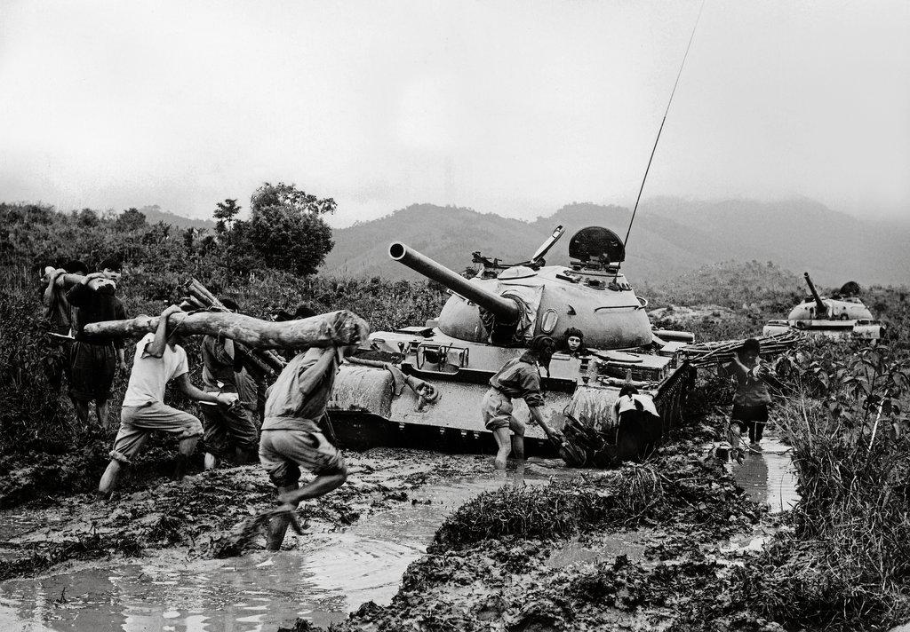 Rumor of War Stuck in the Mud